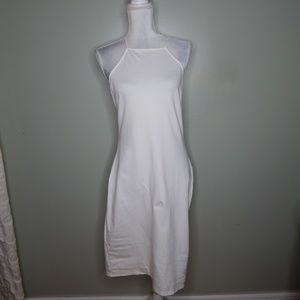 Charlotte Russe women white dress SZ XL